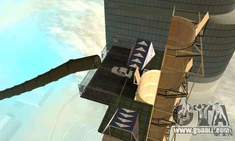 Airport Stunt for GTA San Andreas sixth screenshot