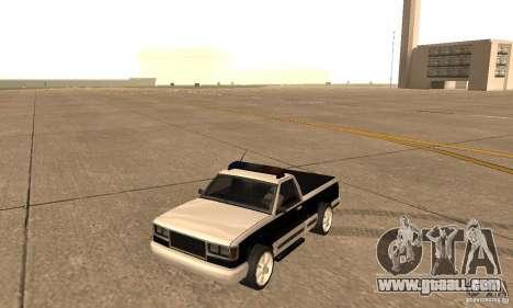 Autumn Mod v3.5Lite for GTA San Andreas sixth screenshot