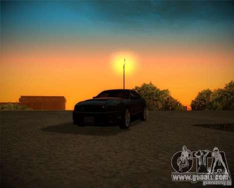 ENBSeries by Sashka911 v4 for GTA San Andreas eleventh screenshot