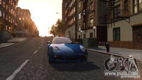 ENBSeries Schakusa Styled V3.0 for GTA 4 forth screenshot