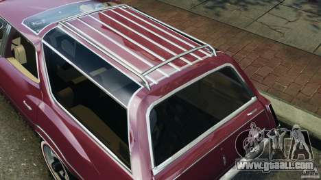 Oldsmobile Vista Cruiser 1972 v1.0 for GTA 4