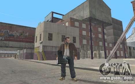 Netbook MSI for GTA San Andreas