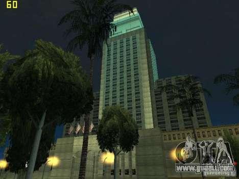 GTA SA IV Los Santos Re-Textured Ciy for GTA San Andreas ninth screenshot