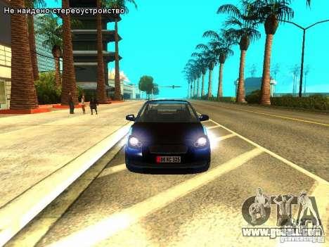 Hyundai Accent Era for GTA San Andreas left view