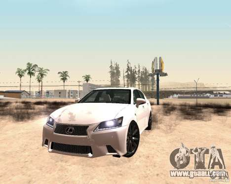 Star ENBSeries by Nikoo Bel SA-MP for GTA San Andreas fifth screenshot