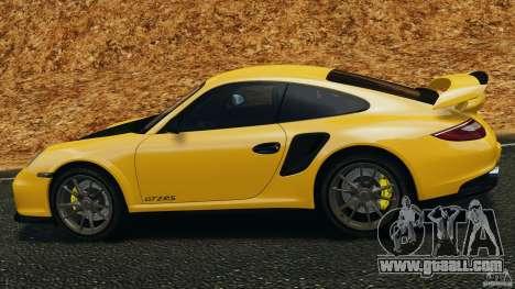 Porsche 911 GT2 RS 2012 v1.0 for GTA 4 left view