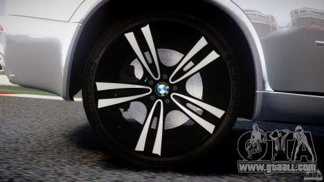 BMW X5M Chrome for GTA 4 engine