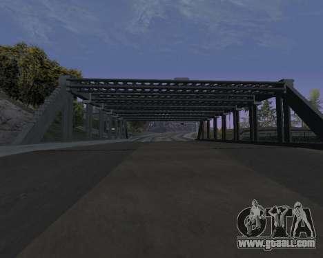 Bridge in LS for GTA San Andreas forth screenshot