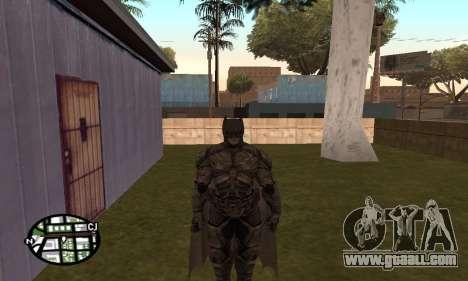 Dark Knight Skin Pack for GTA San Andreas sixth screenshot