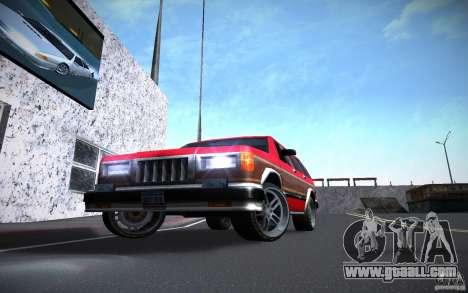 HD lights for GTA San Andreas second screenshot
