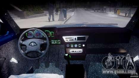 Vaz-21214 Niva (Lada 4 x 4) for GTA 4 back left view