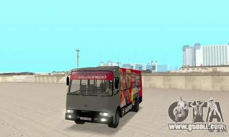 Bogdan A091 for GTA San Andreas