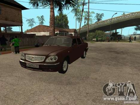 GAS 311055 for GTA San Andreas