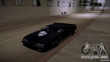 Ford Falcon GT Pursuit Special V8 Interceptor 79 for GTA Vice City inner view