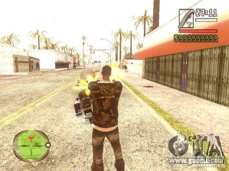 Wild Wild West for GTA San Andreas eighth screenshot