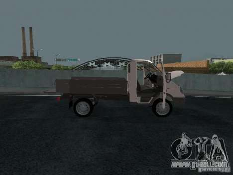GAS Sable 2310 onboard for GTA San Andreas right view