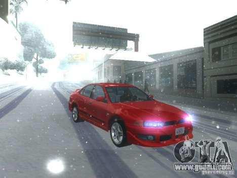 Mitsubishi Galant VR6 for GTA San Andreas left view