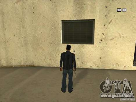 Holes from bullets for GTA San Andreas third screenshot