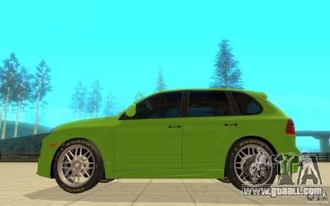 Wild Upgraded Your Cars (v1.0.0) for GTA San Andreas tenth screenshot