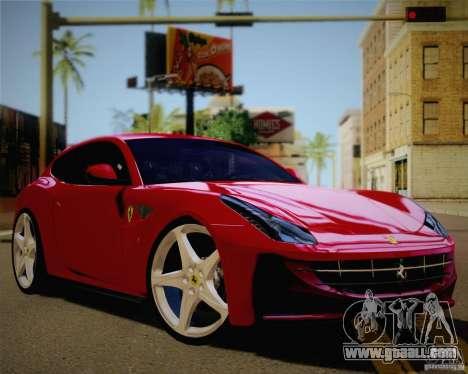 Ferrari FF Sport 2011 for GTA San Andreas