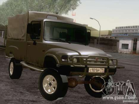 GAS 2308 Ataman for GTA San Andreas