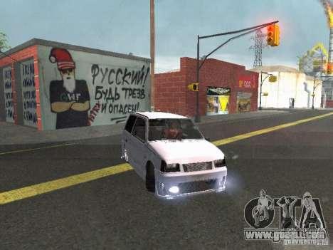 VAZ 1111 for GTA San Andreas