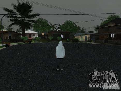 New ColorMod Realistic for GTA San Andreas ninth screenshot