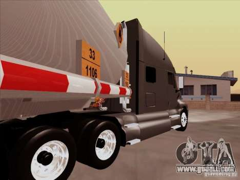 Kenworth T2000 for GTA San Andreas right view