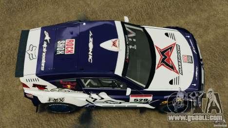 Mitsubishi Montero EVO MPR11 2005 v1.0 [EPM] for GTA 4 right view