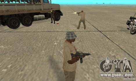 Double 2 for GTA San Andreas third screenshot
