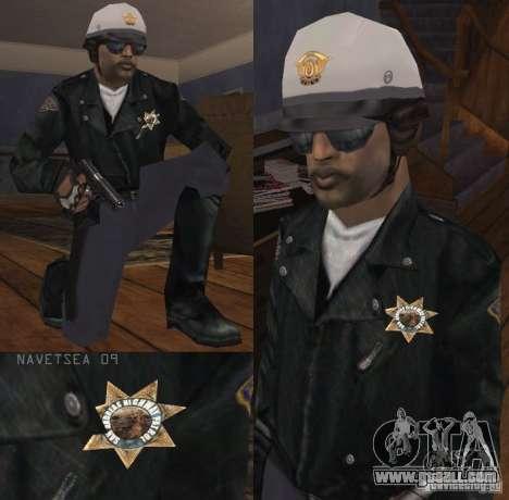 Reteksturizaciâ characters for GTA San Andreas seventh screenshot