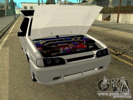 VAZ 2113TL for GTA San Andreas back left view
