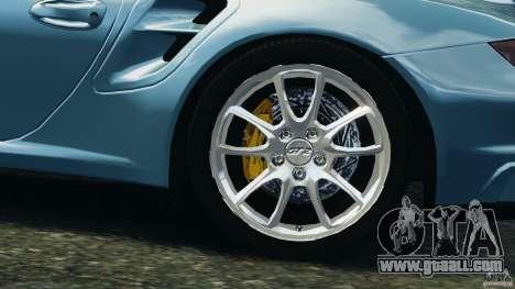 Porsche 997 GT2 for GTA 4 side view
