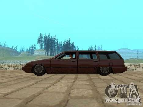 Air suspension for GTA San Andreas