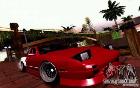 Nissan S13 Onevia for GTA San Andreas