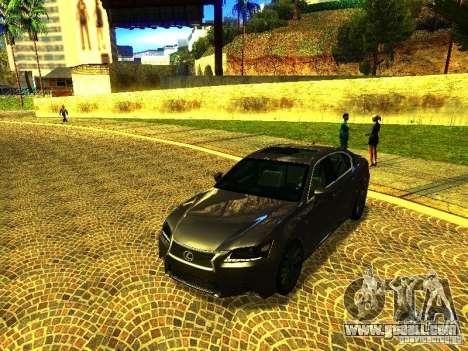 ENBSeries by JudasVladislav for GTA San Andreas third screenshot