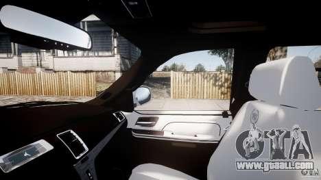 Cadillac Escalade ESV for GTA 4 upper view