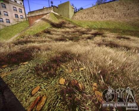 Grass form Sniper Ghost Warrior 2 for GTA San Andreas fifth screenshot