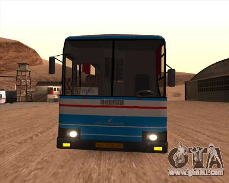 Autosan H10-11B Orenburg for GTA San Andreas