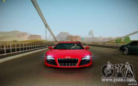 ENBSeries by muSHa v5.0 for GTA San Andreas ninth screenshot