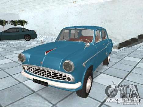 Moskvich 403 for GTA San Andreas