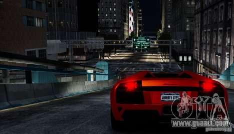 ENB Rage of Reality v 4.0 for GTA 4 ninth screenshot