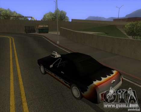 HD Diablo for GTA San Andreas right view