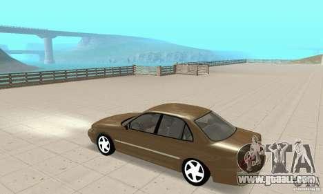 Mitsubishi Galant for GTA San Andreas