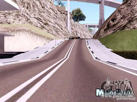 New Roads for GTA San Andreas sixth screenshot