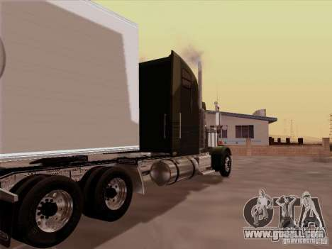 Freightliner FLD 120 Classic XL for GTA San Andreas right view