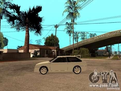VAZ 2108 Devil V.2 for GTA San Andreas