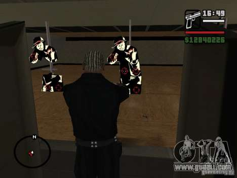 The new target for GTA San Andreas second screenshot