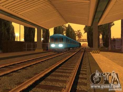 Unity Station for GTA San Andreas forth screenshot