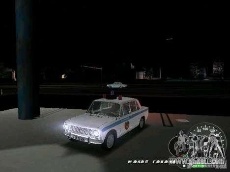 VAZ 2101 Police for GTA Vice City
